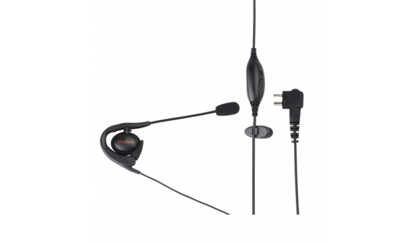 PMLN4444A Earset Boom Microphone with PTT/VOX