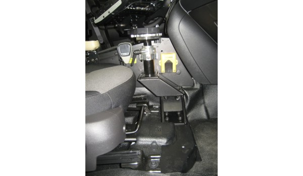 Ford Police Interceptor Sedan Premium Passenger Mount