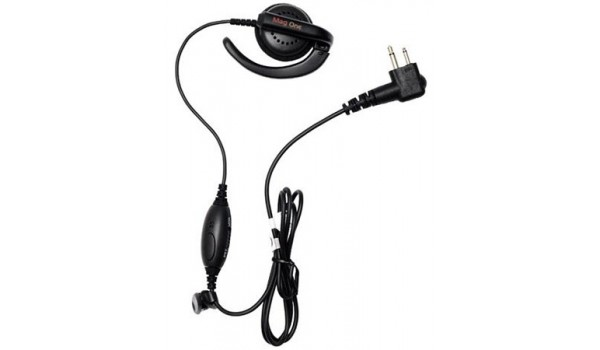 PMLN6531 Commercial series over-the-ear receiver with in-line microphone/PTT/VOX switch