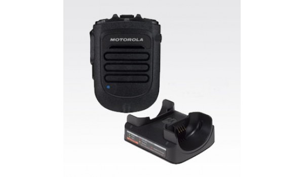 RLN6554 APX Wireless RSM with Battery, Clip, Dual Unit Charger and Power Supply