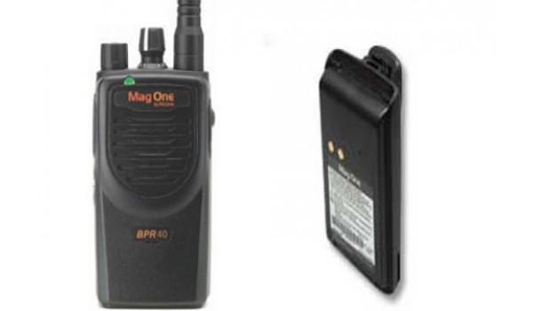Motorola BPR20 Repair
