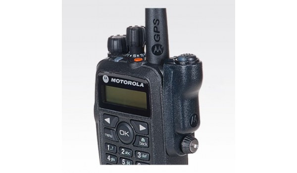 PMLN5712B Connects to a MOTOTRBO radio and enables Bluetooth