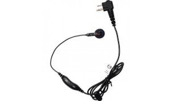 motorola pmln6534 mag one earbud  microphone and push