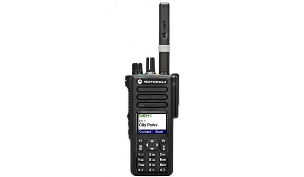 Motorola XPR7550e Portable Two Way Radio UHF WIFI