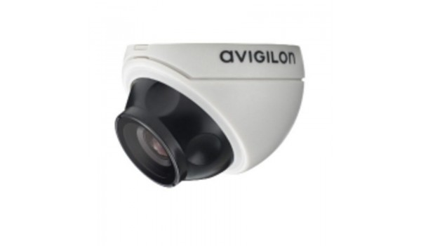 1.0-H3M-DC1-BL 1.0 Megapixel (720p) Indoor In-Ceiling Micro Dome