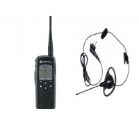 Motorola Dtr650 900mhz Digital Radio 10 Channels Does not Require License