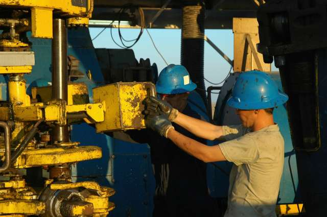 Two Way Radios for Refineries and Gas Production BP