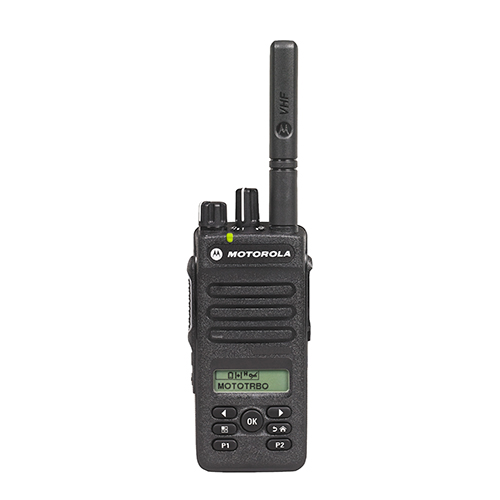 XPR3500 Portable Radio with Analog Radio Finder - Technology