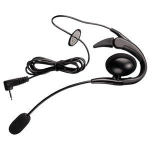 XPR3300 Earpieces with Two Wire Number of Wires