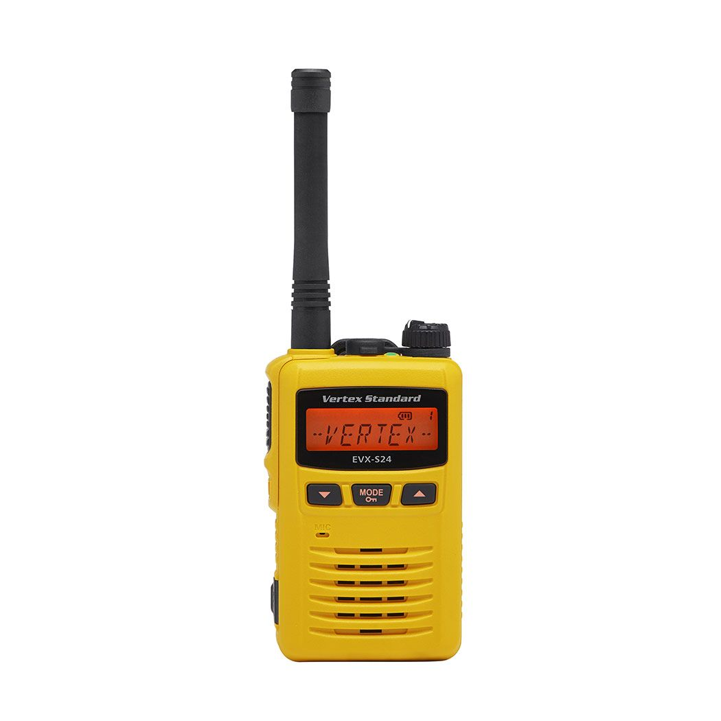 EVX-S24 Digital Portable Vertex Standard Radio