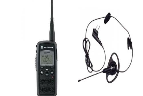Image Is Loading Motorola Dtr650 900mhz Digital Radio 10 Channels
