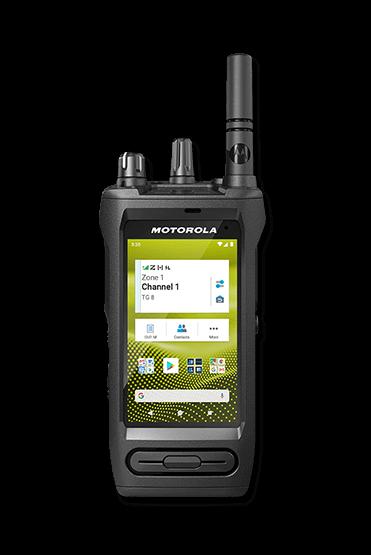 Motorola ION Smart Android Radio LTE