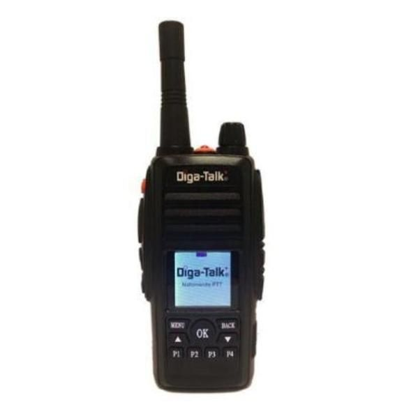 Diga-Talk Plus DTP9750 4G ATT Cellular Two Way Radio